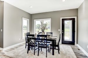 Dining Room - New Homes being built in Troy Ohio