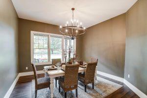Open Dining Area Home Design
